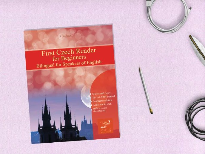 First Czech Reader for Beginners Bilingual for Speakers of English