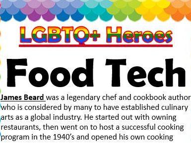 LGBTQ Heroes- Art and Tech