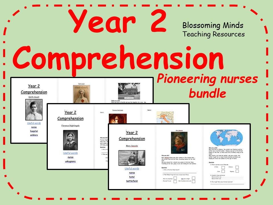Year 2 Comprehension