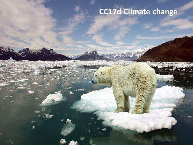 CC17d Climate change