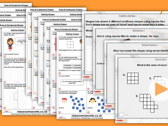 Year 4/5 Mixed Age Spring Block 2 Step 3 Lesson Pack