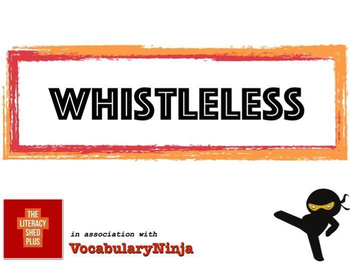 Whistleless Vocabulary Pack