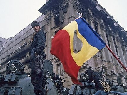 Romanian Revolution and Post Communist Romania (1989 - 2000)