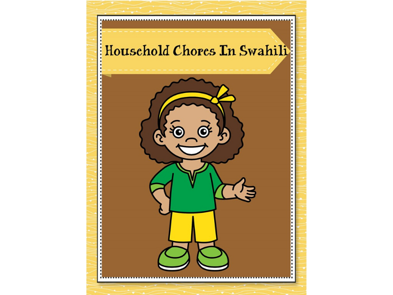 Learn House Hold Chores In Swahili
