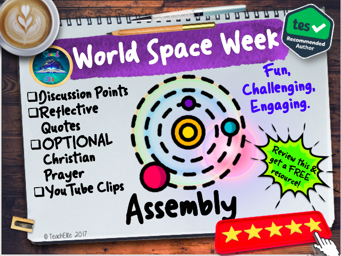 British Science Week Space Assembly