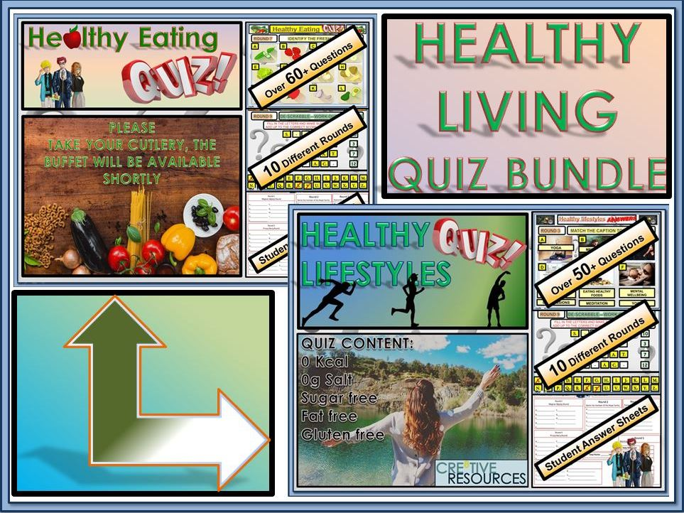Healthy Living Bundle