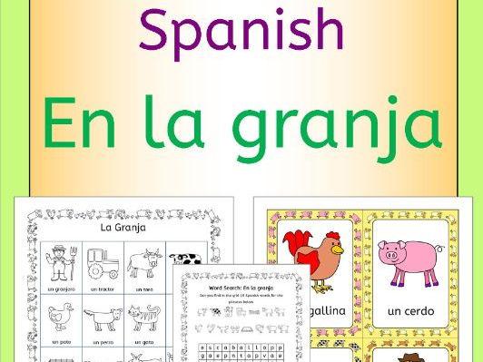 Spanish Farm - En La Granja