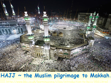 An Assembly on pilgrimage focussing on Hajj