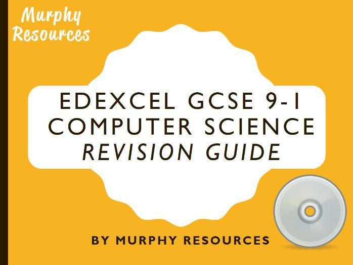 GCSE 9-1 Computer Science Revision for Edexcel (Sample)