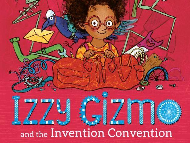 Izzy Gizmo Resource Pack for KS1-2