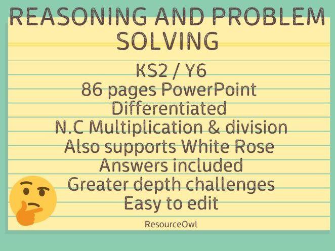 Reasoning Y6