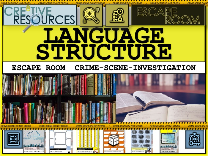 English Language Structure Revision