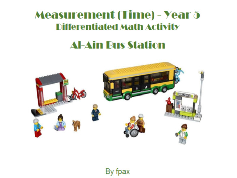 Measurement Time - Year 5