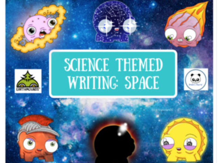 Space Themed Creative Writing