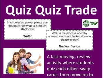 Electricity - Quiz Quiz Trade
