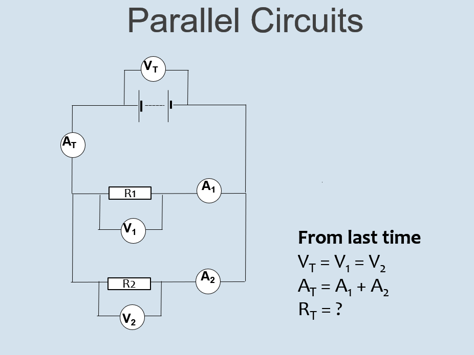 KS4 - Y10 - Physics - Series and Parallel Circuits