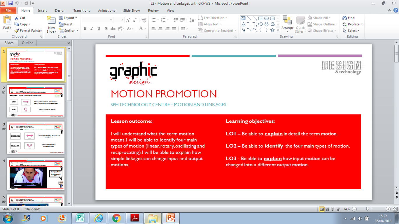 Motion PowerPoints Bundle (Save 17%)