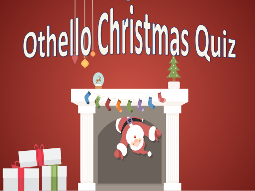 Othello Christmas Quiz