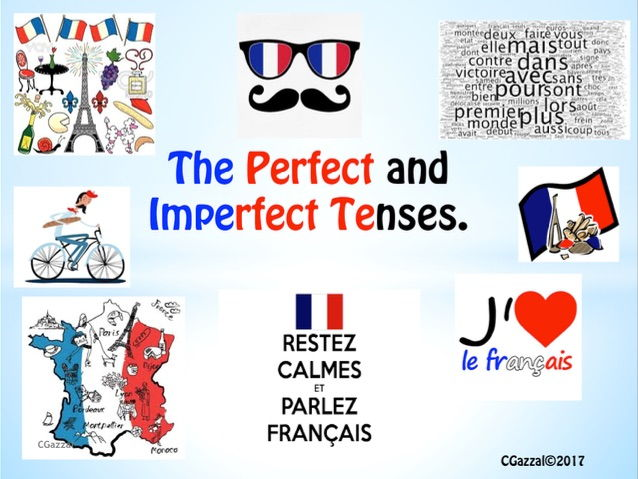 Using Both the Perfect and Imperfect Tenses.