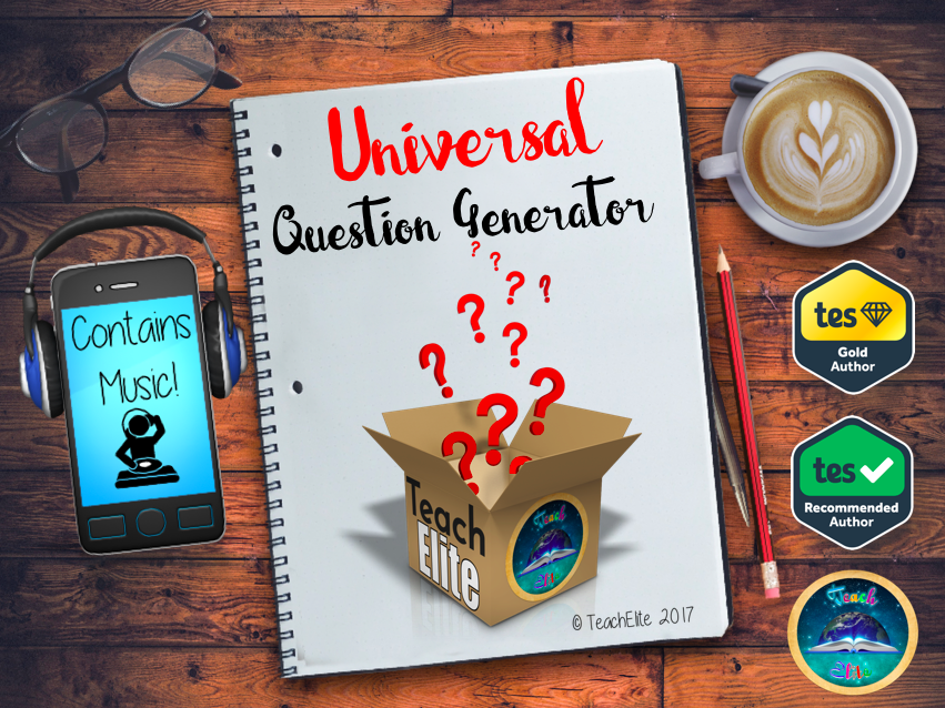 Question Generator - Interactive!