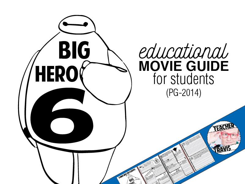 Big Hero 6 Movie Viewing Guide