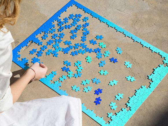 Lesson Plan Maths Y1 (Puzzles)