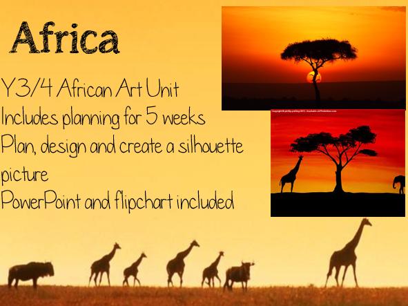 Y3 / Y4 Africa Art Unit