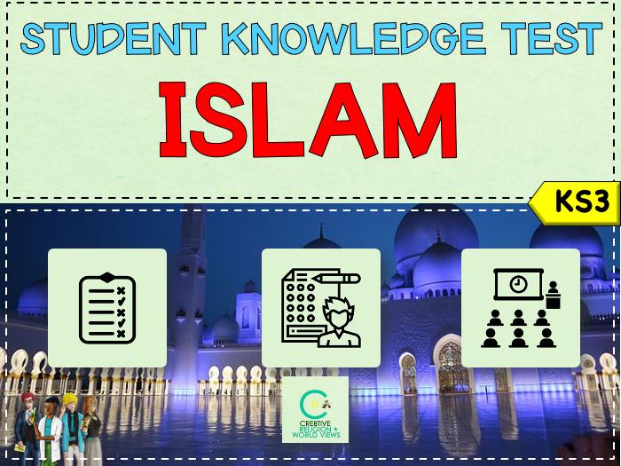 Islam KS3 Topic Test