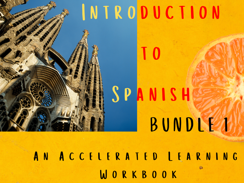 Spanish Accelerated Learning Books 1 & 2