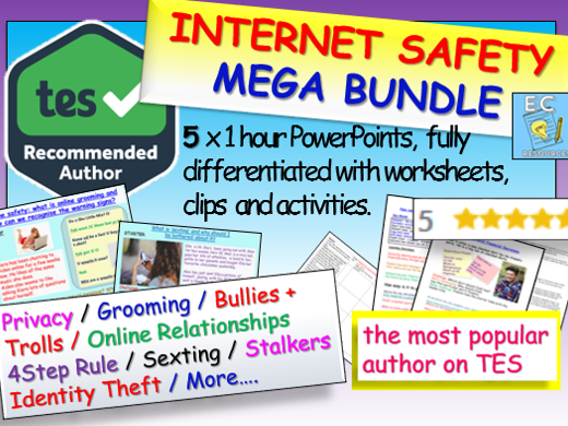 Internet Safety PSHE