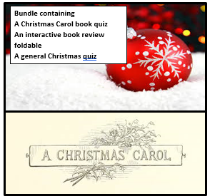 English Christmas Bundle  -saving 38%