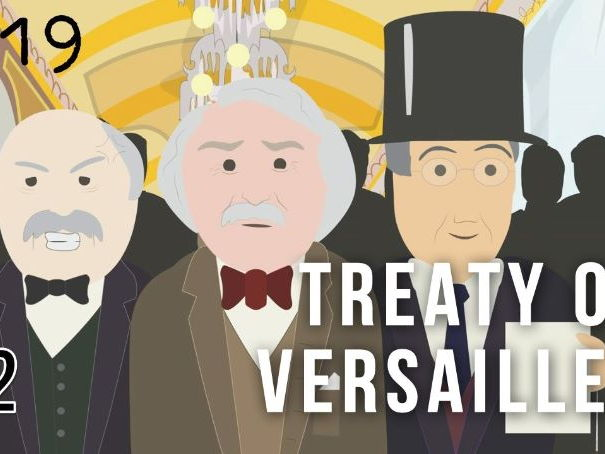 New AQA History GCSE 1-9 Treaty of Versailles terms, German reaction and who was most satisfied