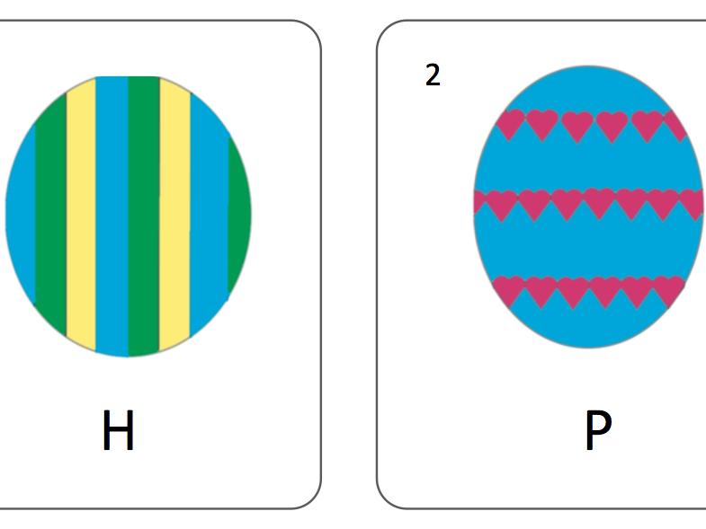 Anagram Egg Hunt