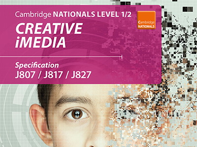 Creative iMedia Cambridge Nationals R082