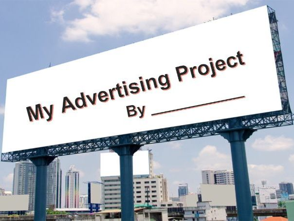 Advertising Project