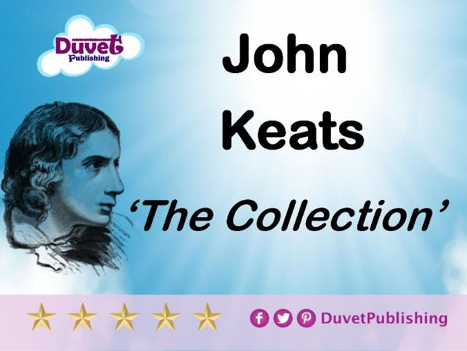 Collection of poetry by John Keates (1817 & 1820)