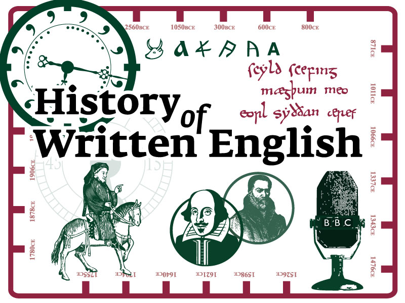 A History of English Writing and Punctuation