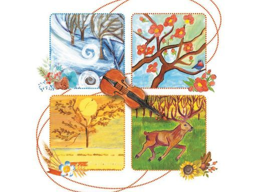"""Listening Maps and Teaching Suggestions for Antonio Vivaldi's """"The Four Seasons"""""""