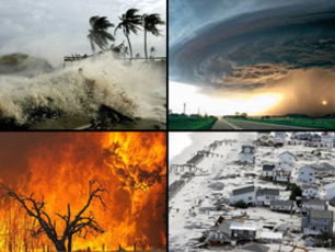 Weather and Climate Change revision booklet GCSE Geography 9-1 AQA