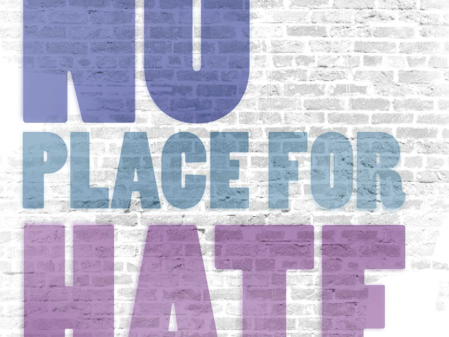 No Place for Hate Education Pack - Anti-racism and challenging the Far Right