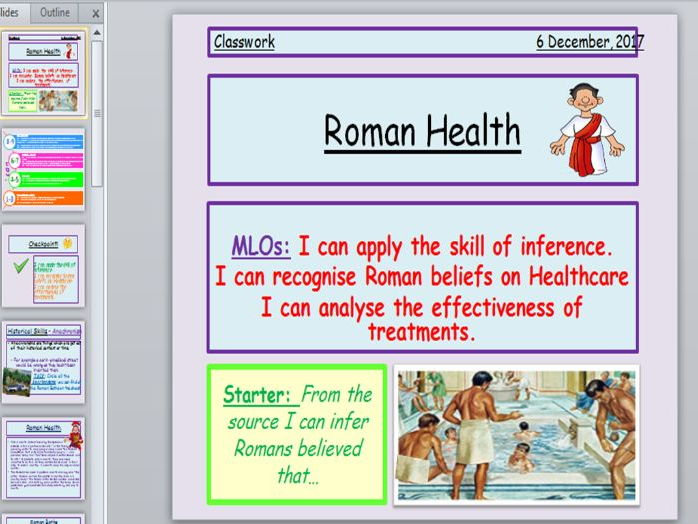 Roman Health