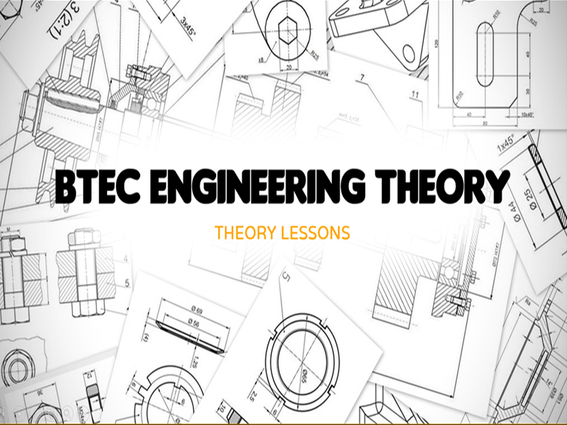 BTEC Engineering Drilling Theory Lesson