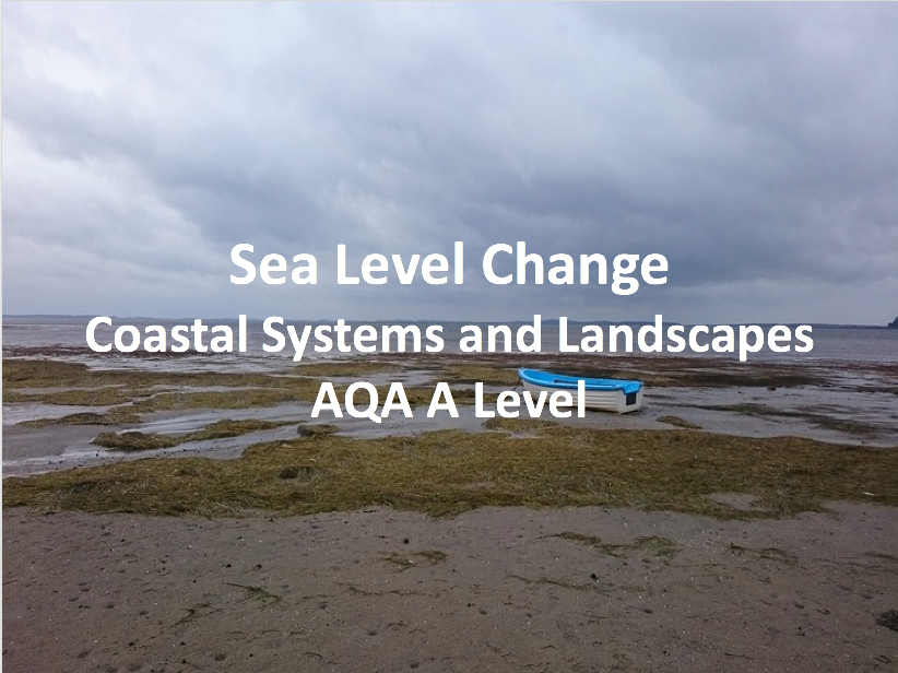 Sea Level Change - AQA A Level Geography