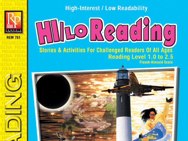 Hi/Lo Reading (Reading Level 2)
