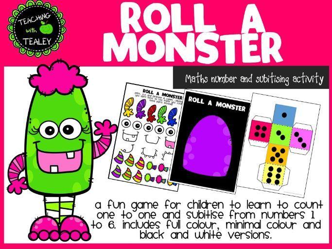 Roll a Monster
