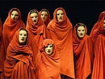 An introduction to The Chorus in Greek Tragedy for Drama students (A level and GCSE)
