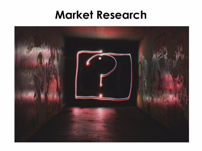 Starter For Ten Enterprise Project. Lesson Nine - Market Research