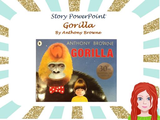 Gorilla Story PowerPoint