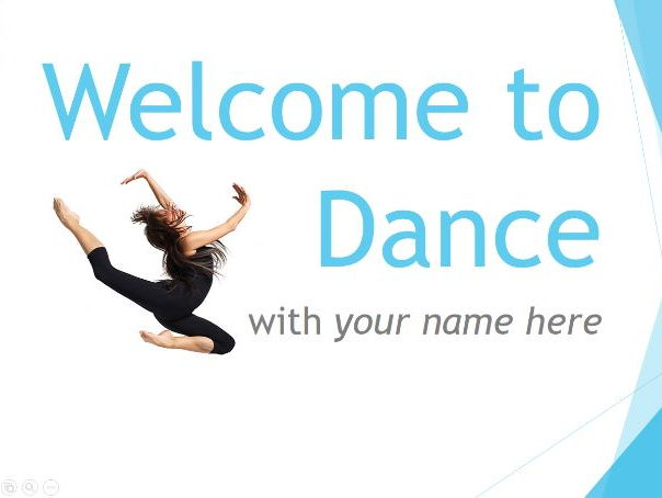 Introduction to Dance