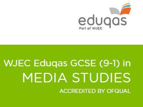 Eduqas GCSE media Components 1, 2 and 3